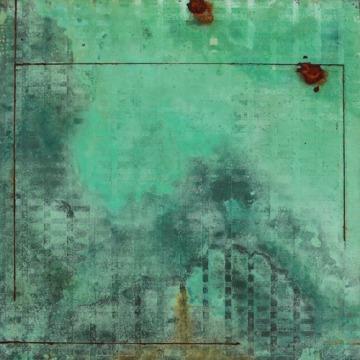 """""""Untitled"""", José Bechara. Galería Bolsa de Arte, Brasil."""