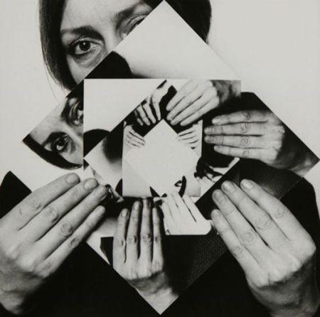 "DORA MAURER (HUNGRIA). DETALLE DE ""'SEVEN TWISTS"", 1979."