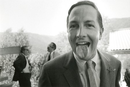 """Robert Rauschenberg"", de Dennis Hopper, 1966/ Photo Credits: Cortesía de The Hopper Art Trust"