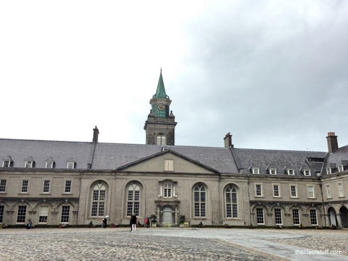 MUSEO DE ARTE MODERNO DE DUBLIN.